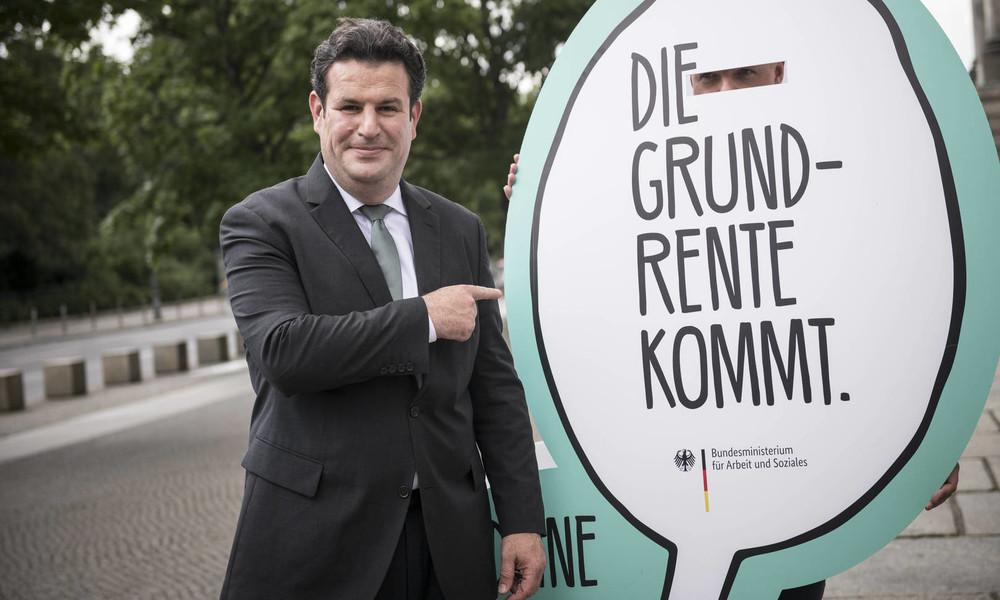 Von CDU und SPD hochgelobte Grundrente: Werkzeug, um Bevölkerung in Armut zu halten