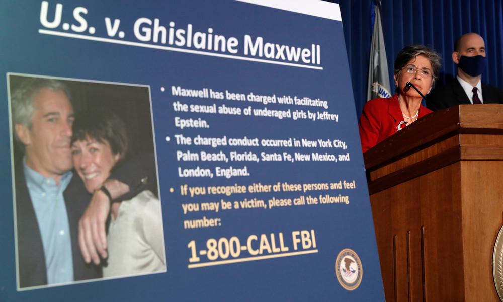Wird Epsteins Vertraute Ghislaine Maxwell nun Prinz Andrew an die Haie verfüttern?