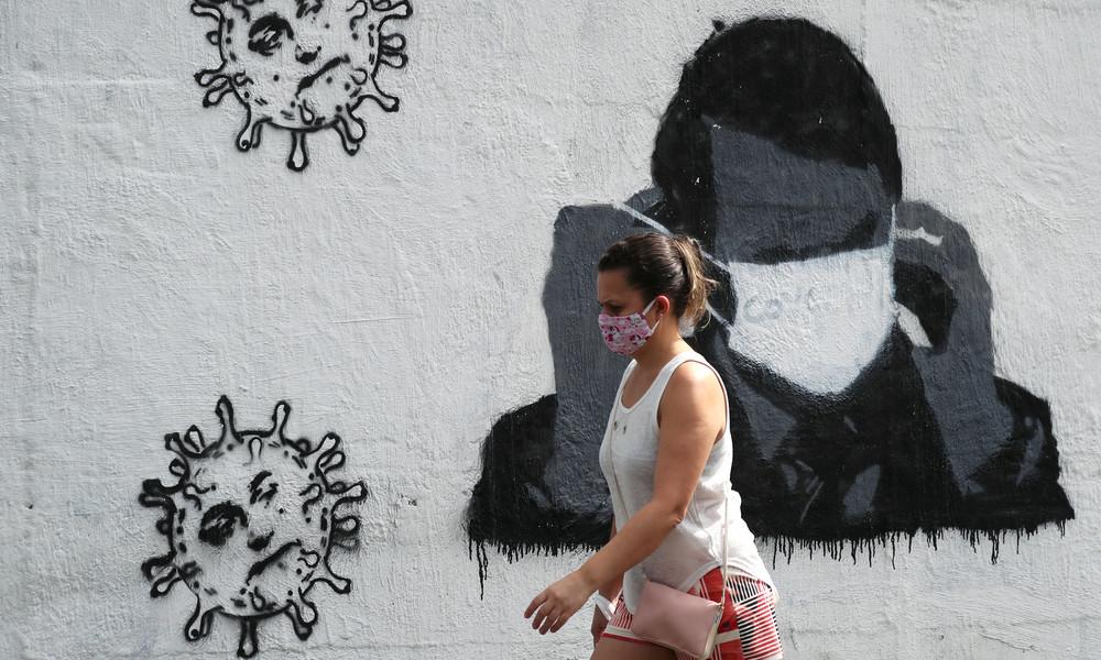 Brasiliens Präsident Jair Bolsonaro legt Veto gegen Maskenpflicht in Kirchen und Geschäften ein
