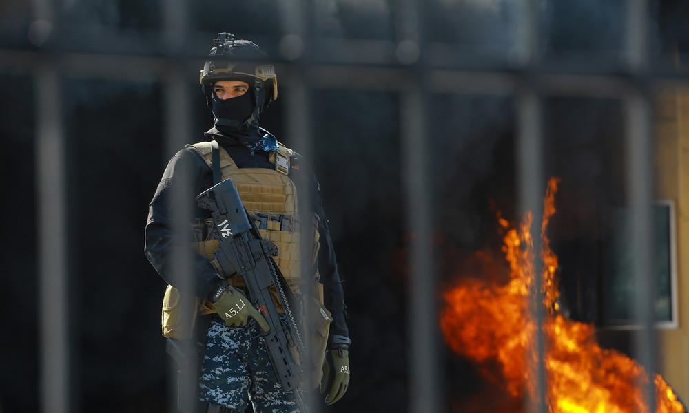 """""""Völkerrechtswidrige Provokation"""": Bagdad geißelt US-Raketentest – auf Botschaftsgelände"""