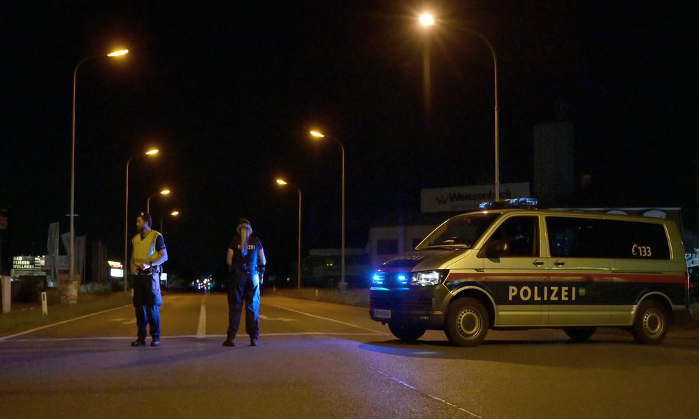 Russischer Asylbewerber in Österreich getötet – zwei Verdächtige festgenommen
