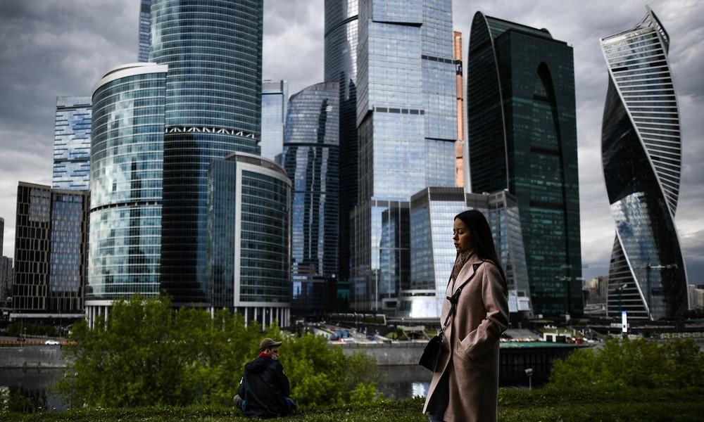"Moskau unter den 20 besten ""Technologiestädten"" Europas"