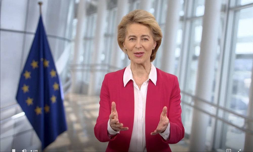 """""""Sigurna Hrvatska!"""" Eklat um Ursula von der Leyen und ihre Einmischung in kroatischen Wahlkampf"""