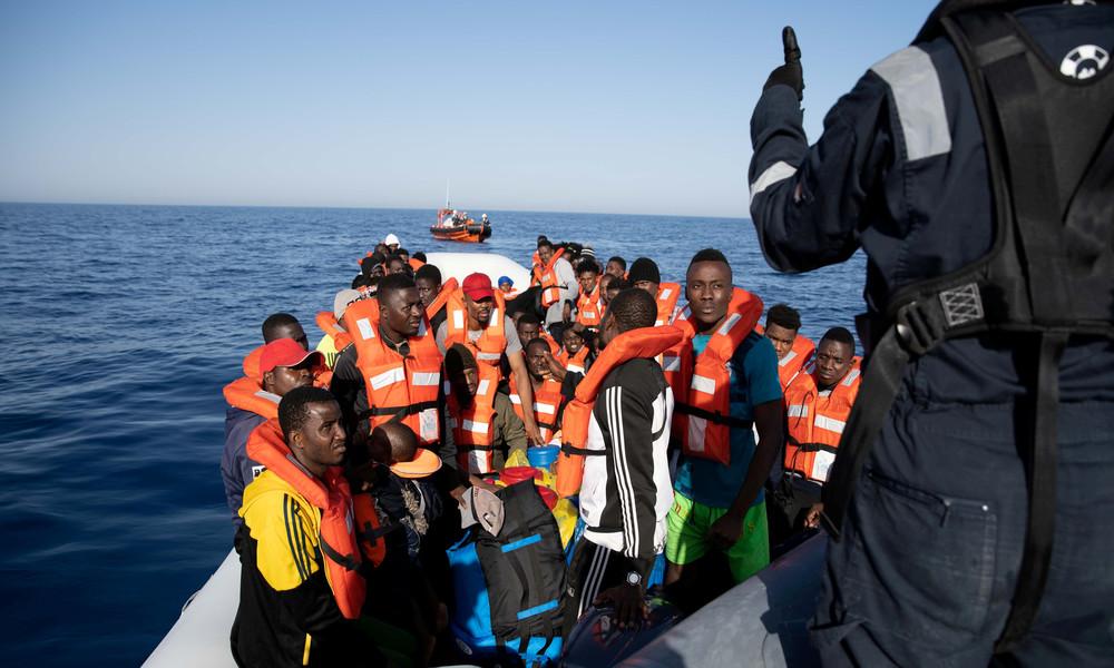 CDU und CSU fordern von EU-Kommission mehr Reformen bei Asylpolitik