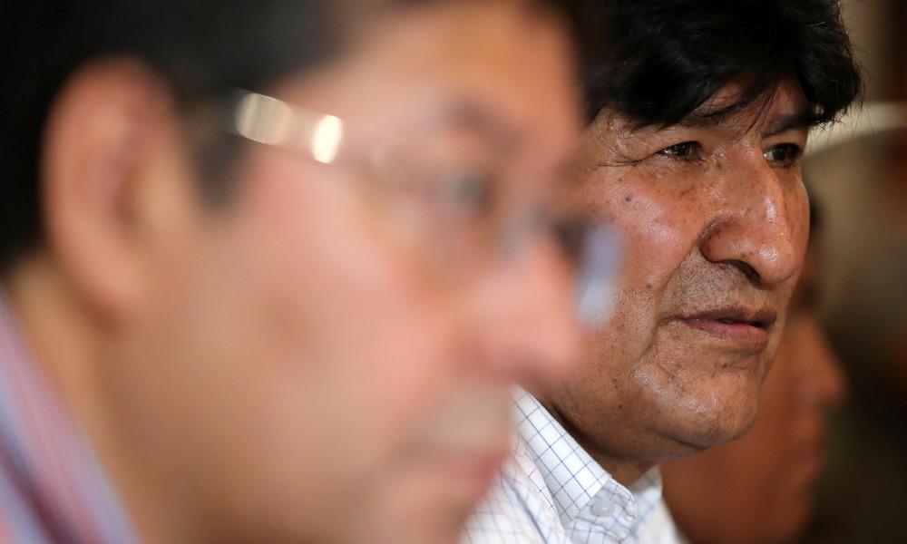 Bolivien: Ex-Präsident Morales wegen Terrorismus angeklagt