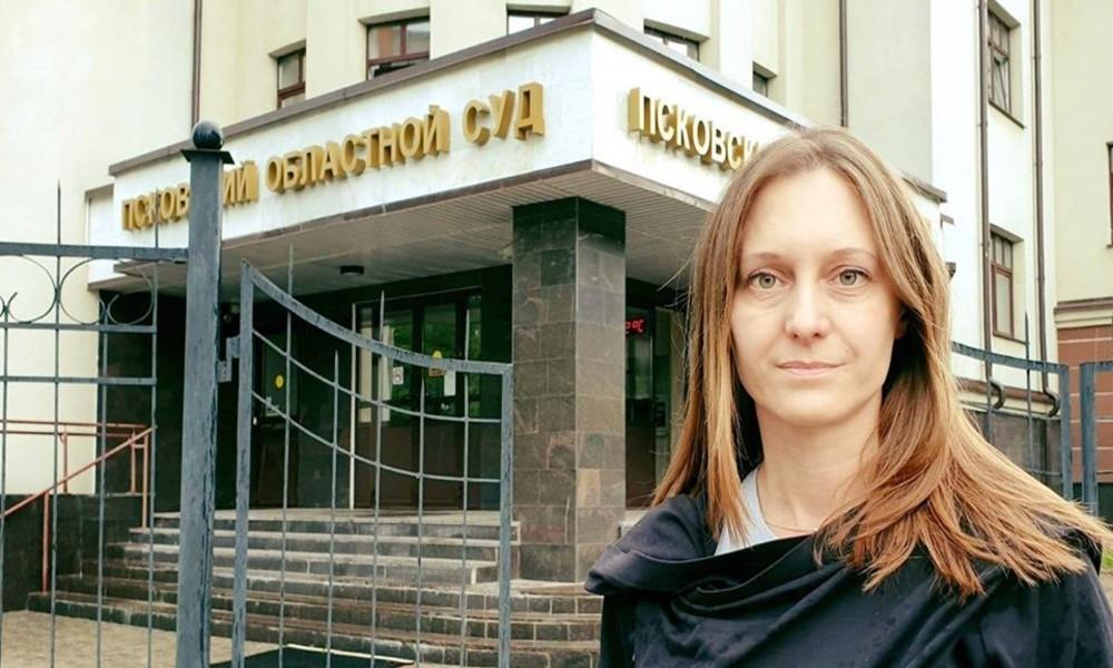 Russland: Gericht befindet Journalistin der Rechtfertigung von Terrorismus für schuldig