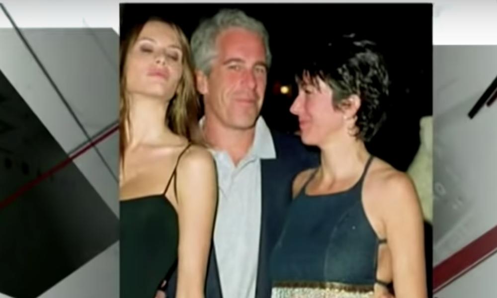 """""""Aus Versehen"""" – Fox News entfernt Trump aus Foto mit Epstein"""