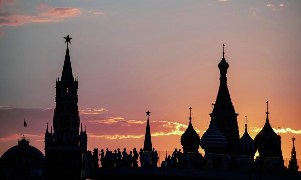 Wirtschaftstätigkeit in Russland nimmt nach Lockerung der Corona-Beschränkungen wieder zu