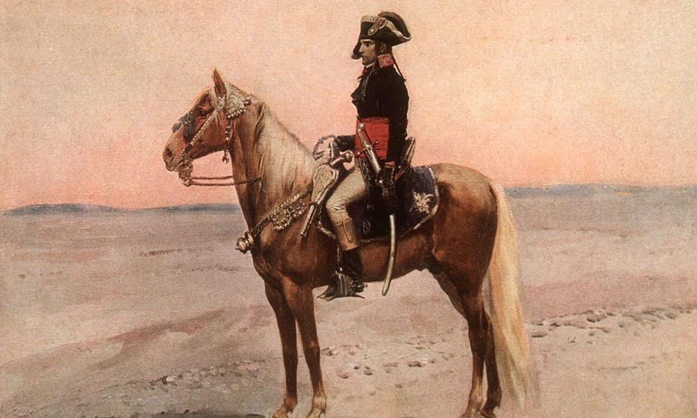 Fake News anno 1814: Was Napoleon nie über die Deutschen gesagt hat