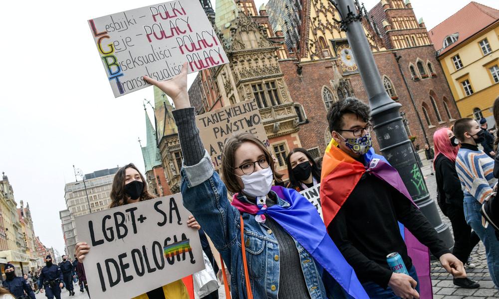Polen: Organisationen warnen vor Hetzjagd auf sexuelle Minderheiten