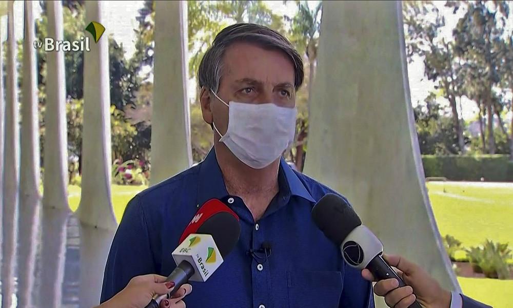 """""""Fühle mich vollkommen gut"""" – Bolsonaro mit Corona infiziert"""