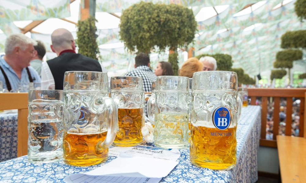 Sexismus im Bierzelt? Stadt in Rheinland-Pfalz will Donaulied bei Volksfesten verbieten