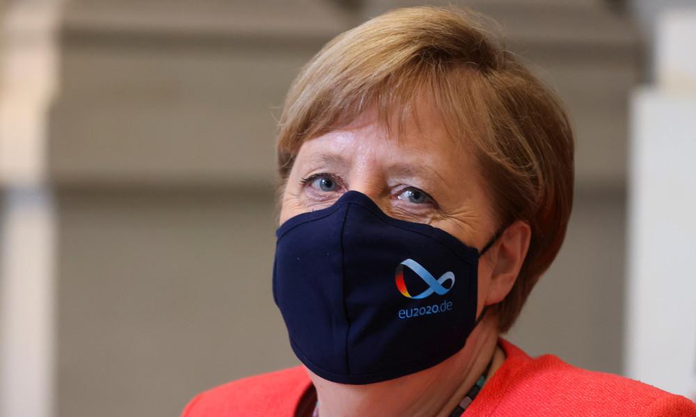 LIVE: Bundeskanzlerin Merkel präsentiert deutsche EU-Ratspräsidentschaft in Brüssel