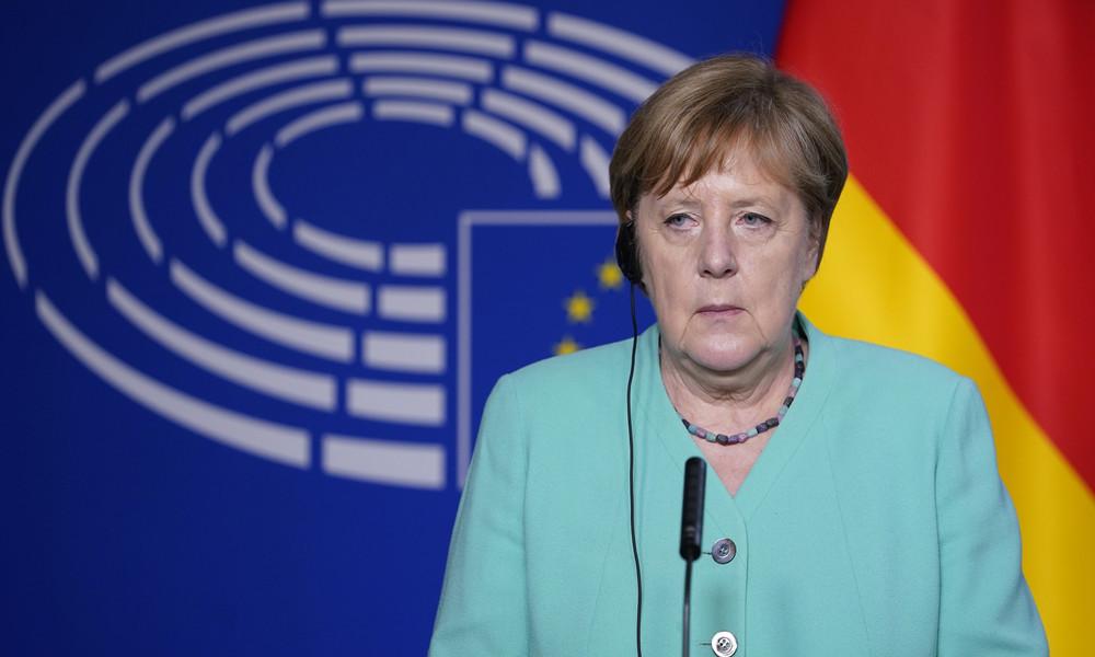 LIVE: Merkel spricht im EU-Parlament über die Prioritäten der deutschen Ratspräsidentschaft