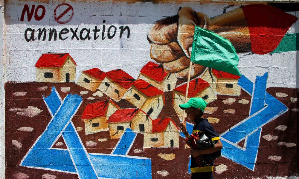 """Frankreich, Deutschland, Ägypten und Jordanien warnen Israel vor """"Konsequenzen"""" einer Annexion"""