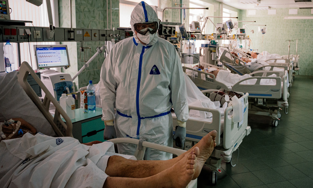 Umfrage: Großteil der russischen Ärzte zweifelt an offizieller Corona-Statistik