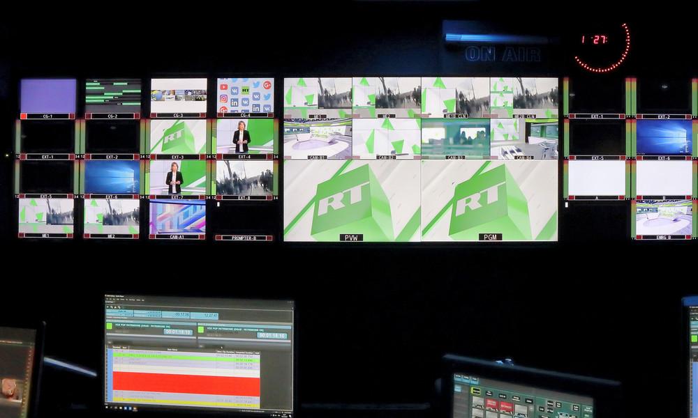 Es geht wieder los: Nach Lettland verbannt auch Litauen Fernsehprogramme von RT