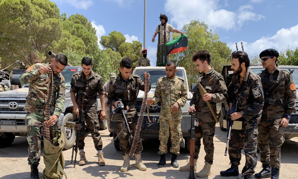 Lawrow: Russland und Türkei arbeiten gemeinsam an Waffenstillstand in Libyen