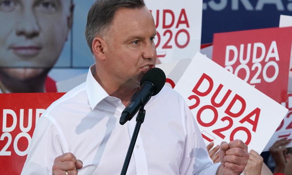 """Polnische Regierung wirft deutschen Medien """"Wahleinmischung, Lügen und Manipulation"""" vor"""