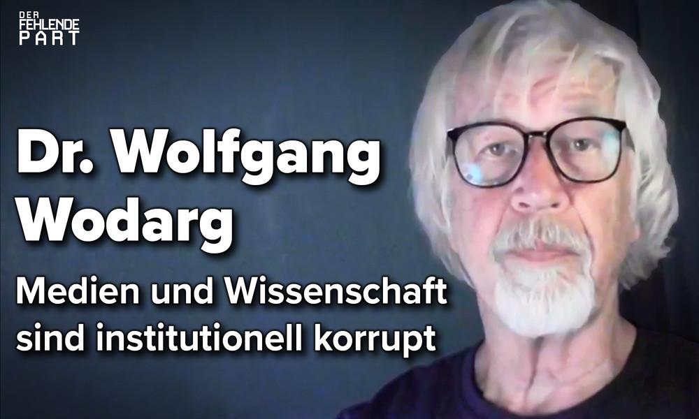 Wolfgang Wodarg: Korrumpierte Medien und Wissenschaft liefern die Grundlage für die Politik