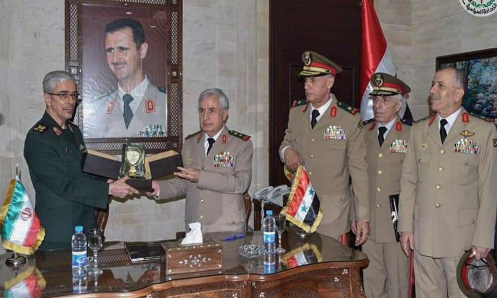 Stärkung für Syriens Flugabwehr – Damaskus schließt neues Militärabkommen mit dem Iran ab