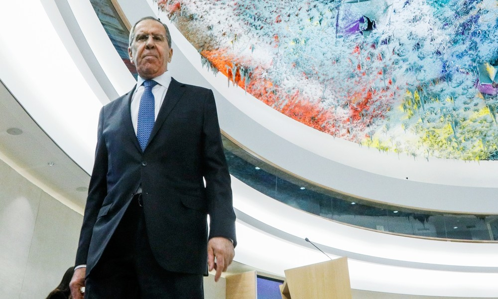 Lawrow: UN-Menschenrechtskommission für Syrien kann Richtigkeit ihrer Daten nicht garantieren