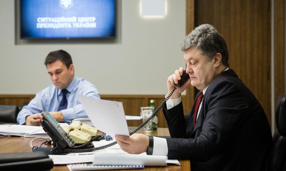 Weitere angebliche Telefonmitschnitte von Poroschenko: Diesmal mit Putin und Biden am Apparat