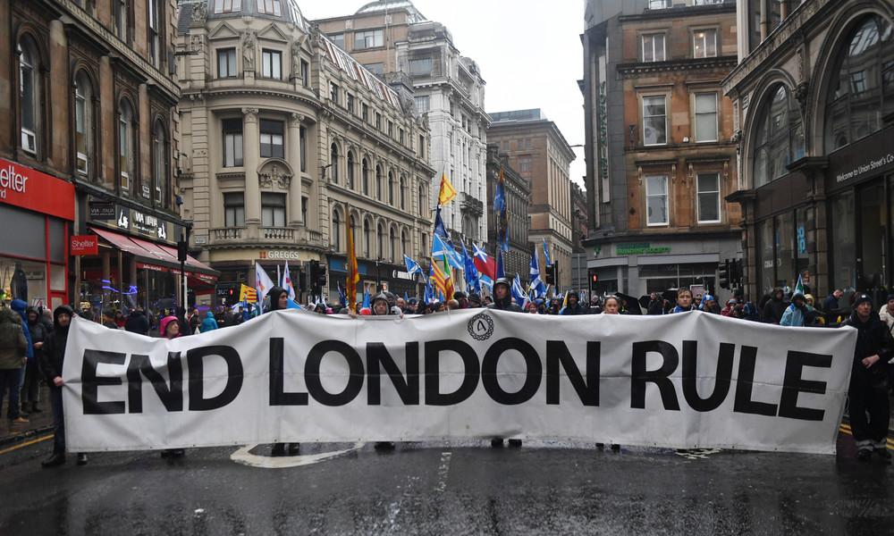 George Galloway: Wer schottischen Nationalismus schon jetzt übel findet, hat noch gar nichts gesehen