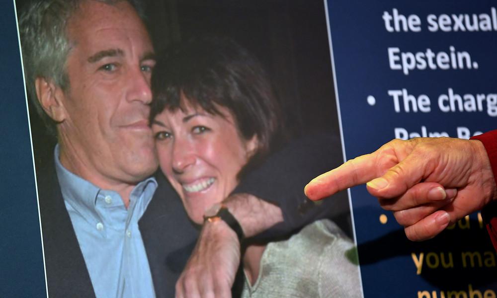 Guantanamo oder nichts! Maxwell muss Epsteins Schicksal entgehen, damit Pädoelite im Knast landet