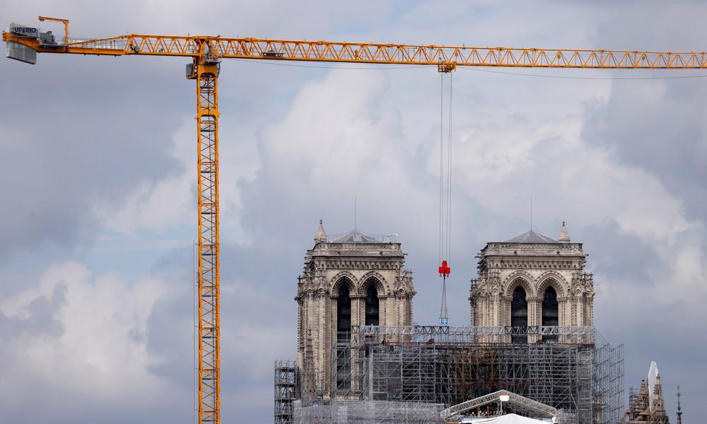 Notre-Dame de Paris soll im Original-Design restauriert werden