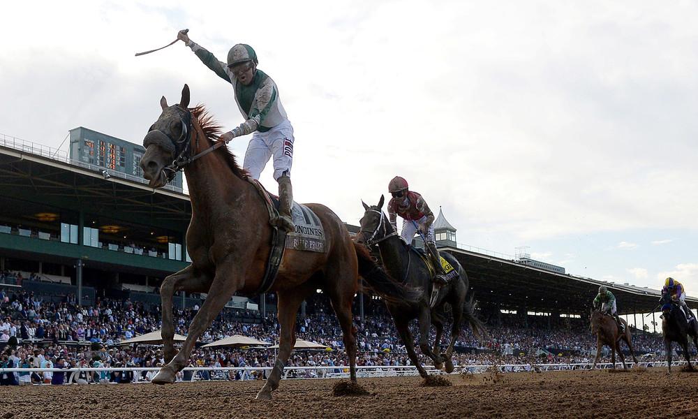 Das eigensinnigste Pferd im Stall: Favorit kehrt kurz vor Ziel um