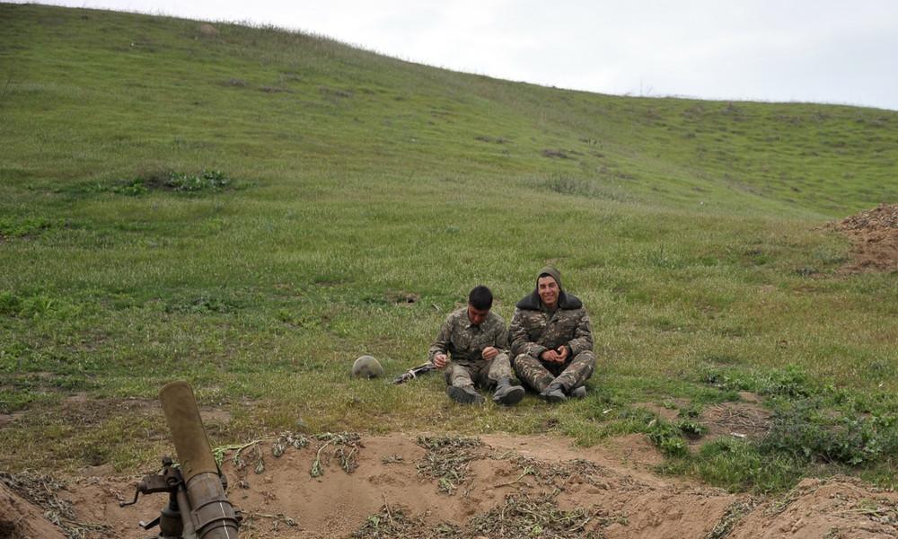 Gegenseitiger Artilleriebeschuss: Konflikt zwischen Aserbaidschan und Armenien flammt wieder auf
