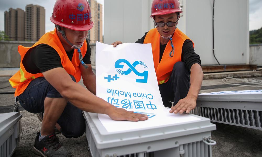 """China: Verkauf von 5G-Smartphones verzeichnet """"explosives Wachstum"""""""
