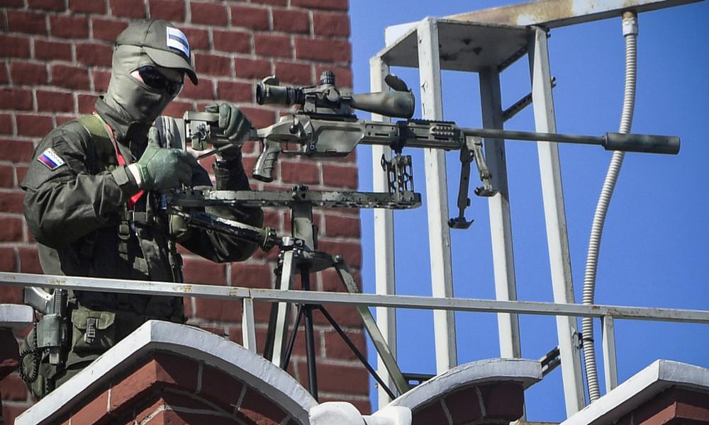 USA fürchten Überlegenheit: Russische Scharfschützen haben uns überholt
