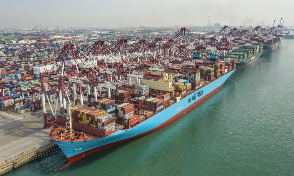 Wende nach Corona-Krise: Chinas Außenhandel legt unerwartet stark zu