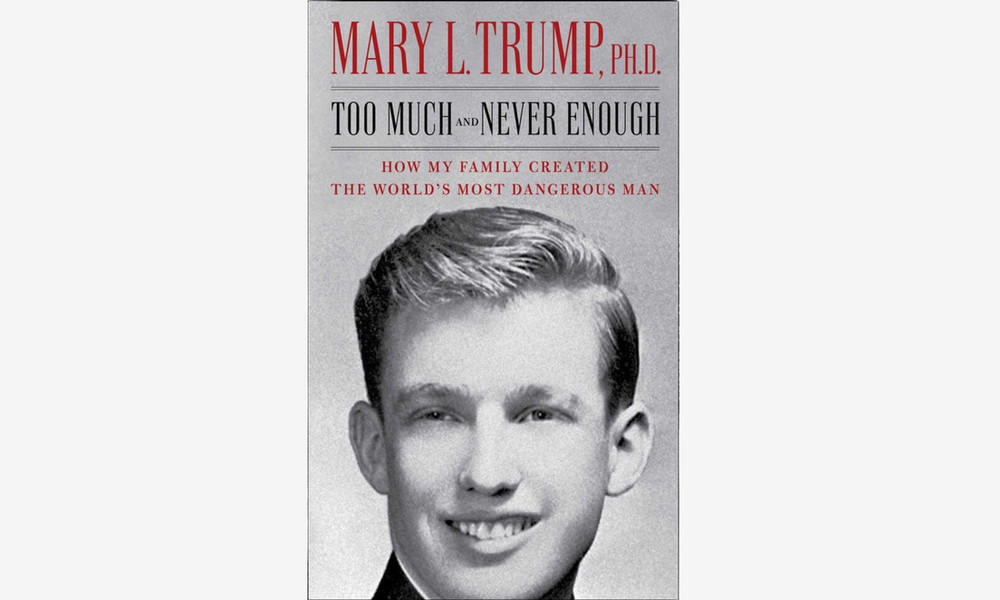 Mary Trumps Enthüllungsbuch über ihren Onkel Donald Trump darf erscheinen