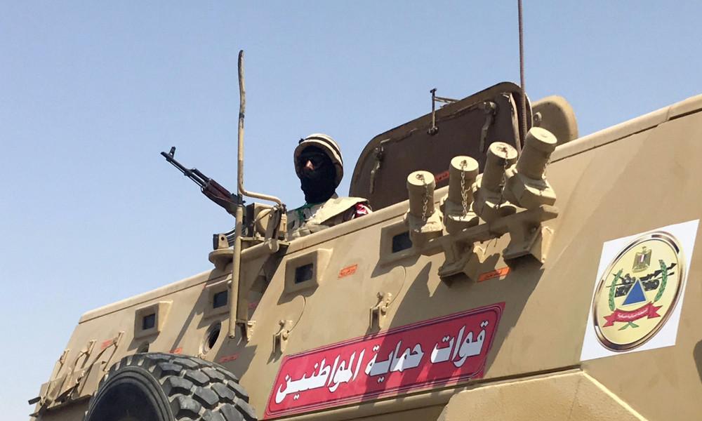 Bürgerkriegsland Libyen: Parlament genehmigt Einmarsch ägyptischer Armee