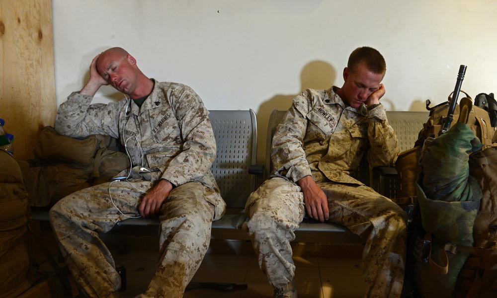 Trotz fortgesetzter Gewalt in Afghanistan: USA verlassen fünf Stützpunkte und reduzieren Aufgebot
