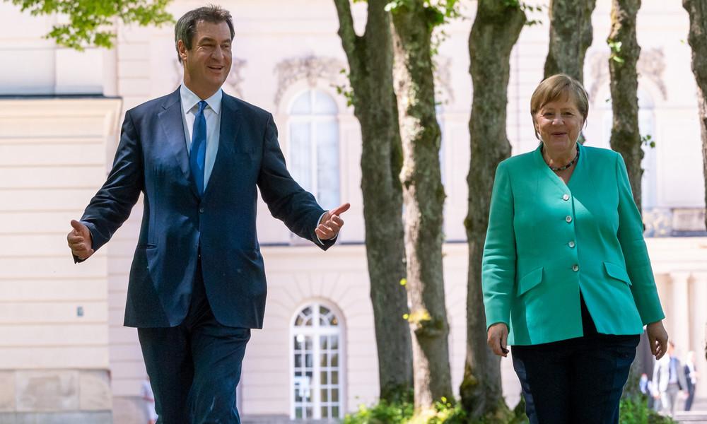 """Willy Wimmer: Merkel ist scheinbar auf """"Abschiedstour"""""""