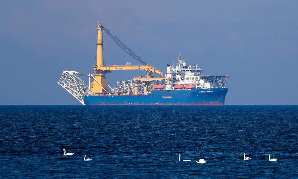 """""""Unfairer Wettbewerb"""": Russland kritisiert USA für Ausweitung von Sanktionen gegen Nord Stream 2"""