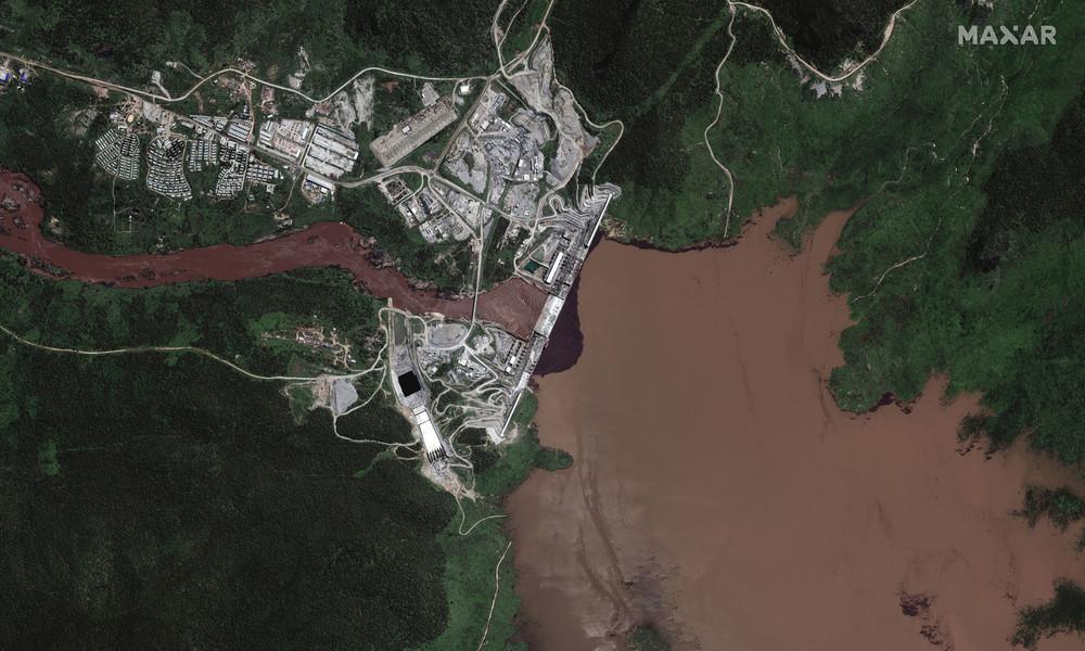 Staudamm-Streit: Äthiopien weist Berichte über Beginn der Aufstauarbeiten zurück