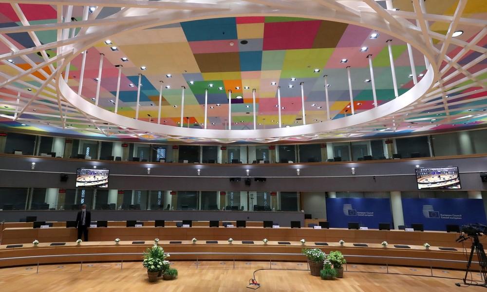 LIVE: EU-Sondergipfel in Brüssel – Ankunft der Staats- und Regierungschefs