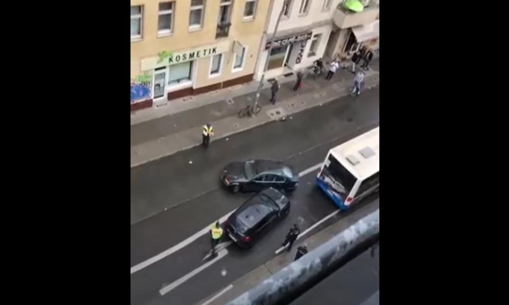 Verkehrskontrolle eskaliert: Verfolgungsjagd und Schüsse in Berlin-Neukölln