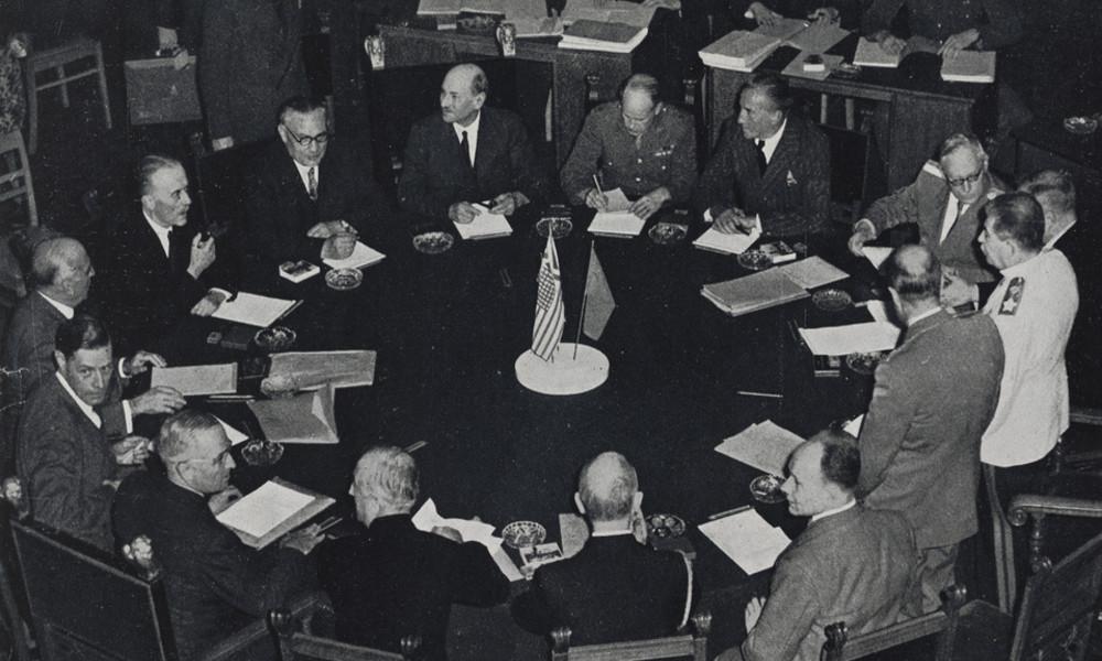 75 Jahre nach Potsdamer Konferenz – Hat bereits eine neue Weltordnung begonnen?