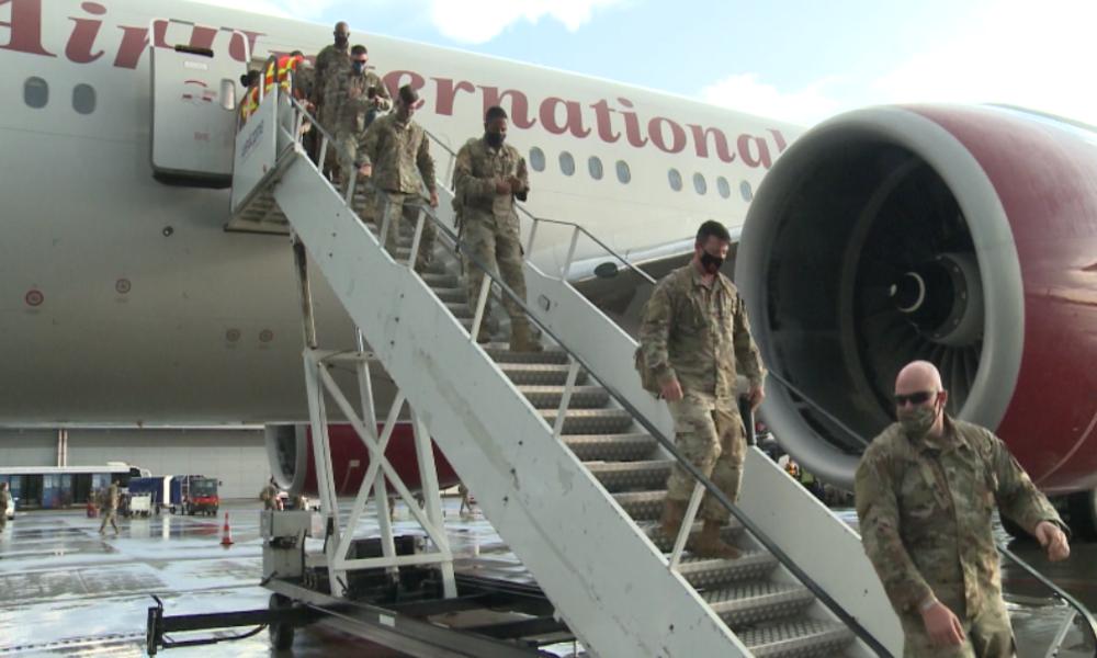 Hunderte US-Soldaten kommen für Militärmanöver nach Polen