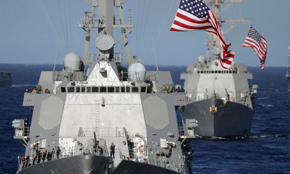Kurz nach Drohung von Donald Trump: US-Kriegsschiff dringt in venezolanische Hoheitsgewässer ein
