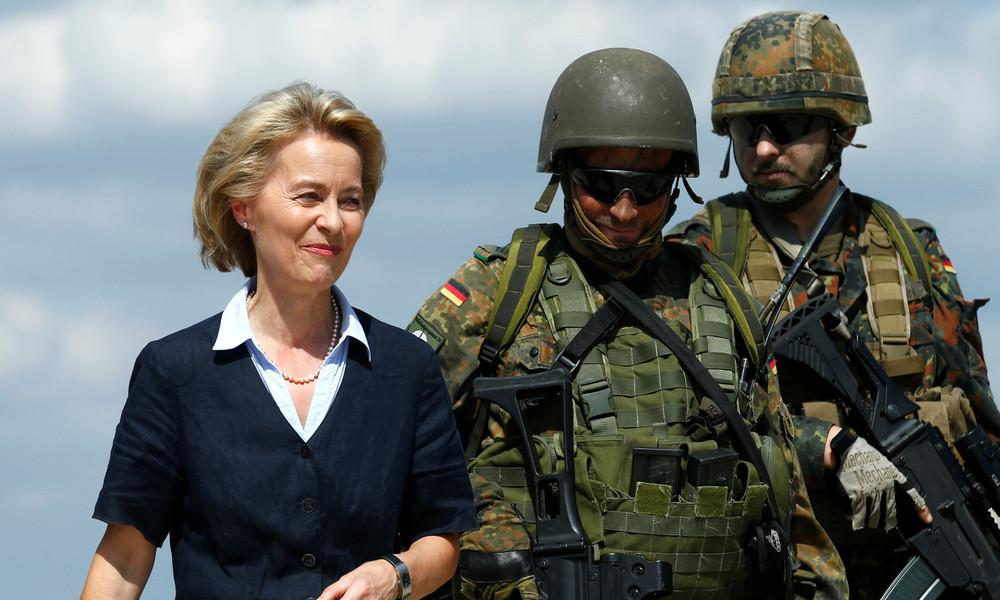 Vor EU-Gipfel: Corona-Kürzungen gefährden gemeinsame militärische Pläne