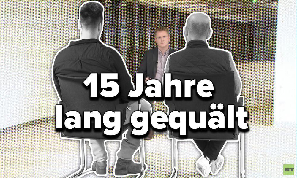 """15 Jahre lang gequält – Opfer des """"Kentler-Experiments"""" im RT-Interview"""