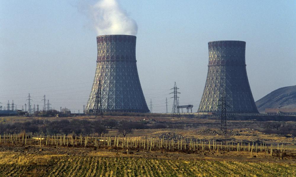 Aserbaidschan droht Armenien mit Raketenangriff auf Atomkraftwerk