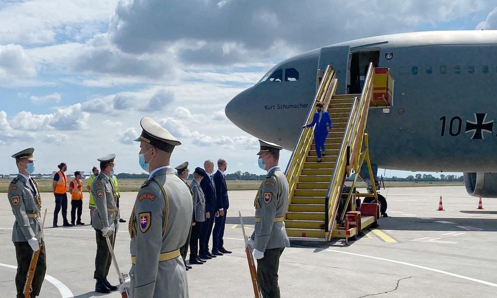 Was sind schon zwei Prozent: Kramp-Karrenbauer will zehn Prozent der NATO-Fähigkeiten stellen